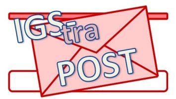Die 30. Ausgabe (Februar 21) der IGStra-Post ist online!