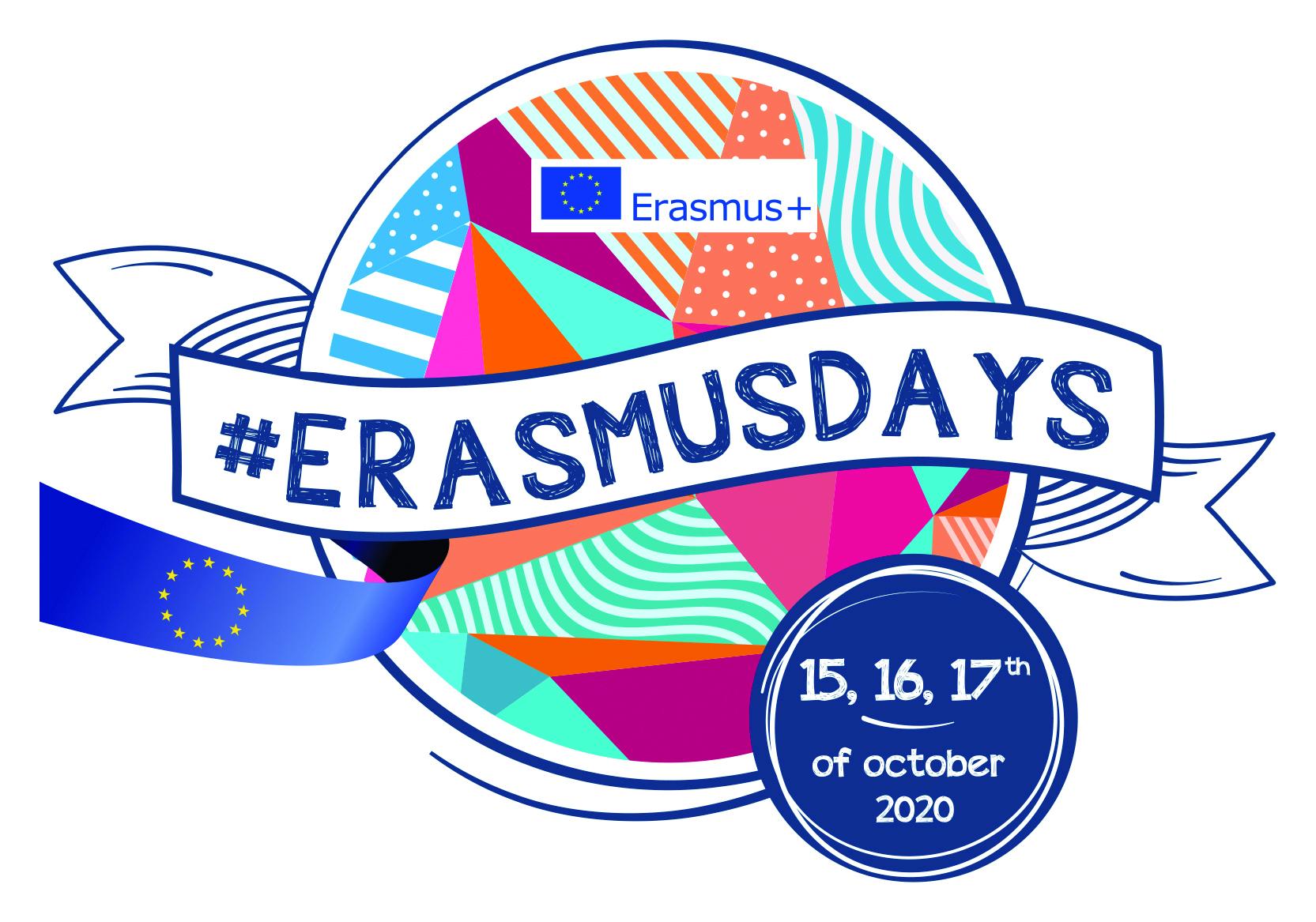 #Erasmusdays Aktionswoche 2.-6.11.2020