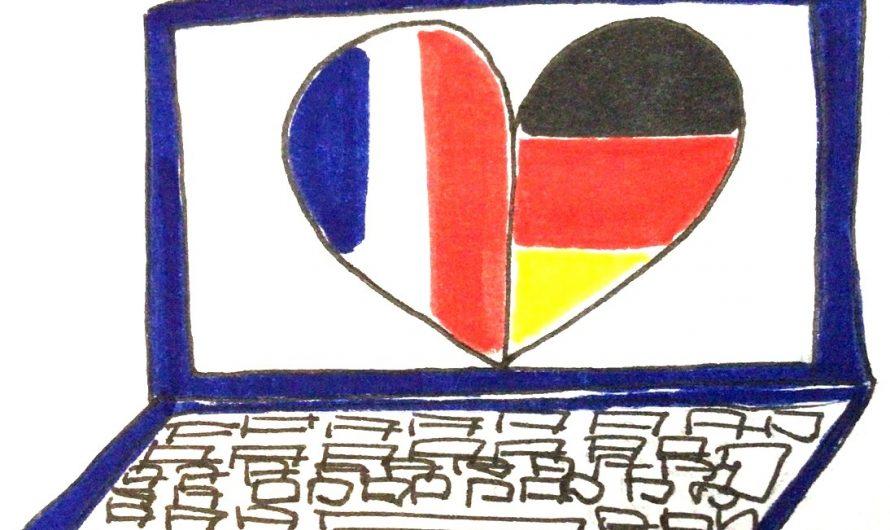 Virtueller deutsch-französischer Schüleraustausch 2021
